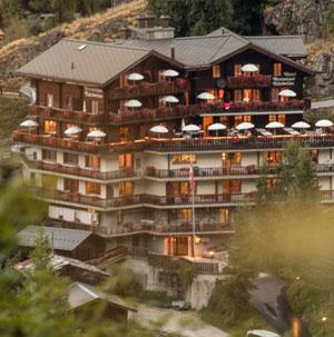 Hotel Edelweiss, Blatten, Lötschental