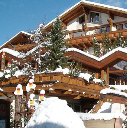 Hotel Ferienart Resort & Spa, Saas Fee