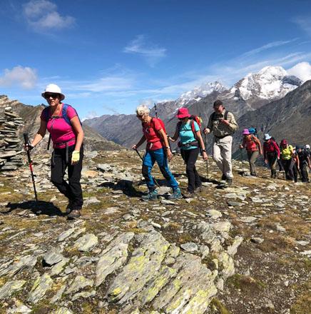 Geführte Wanderungen Schweiz