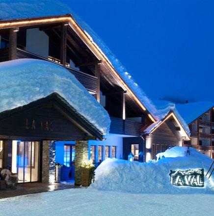 Hotel La Val Bergspa, Brigels