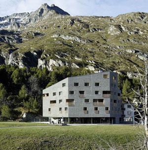 Hotel Longhin in Maloja, Oberengadin