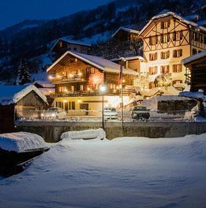 Hotels, Unterkünfte, Ferienwohnungen, Ferienhäuser im Lötschental