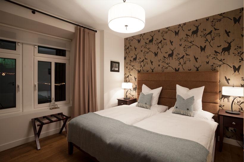 Hotel Restaurant Bellevue, Davos Wiesen