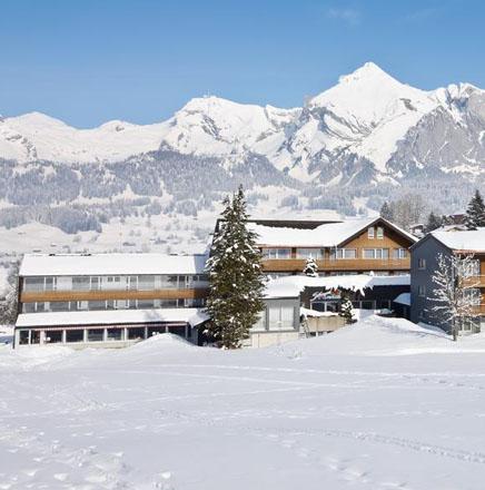 Hotel Stump's Alpenrose, Wildhaus