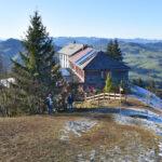 Gonten (Appenzell) – Hundwiler Höhi – Zürchersmühle