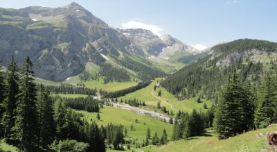 Wanderung: Iffigenalp – Retzliberg – Simmenfälle