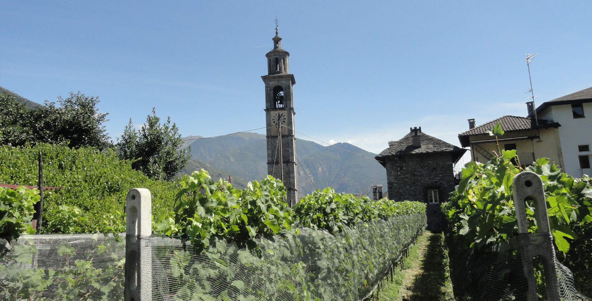 Wanderung von Intragna (Centovalli) nach Loco (Onsernonetal)