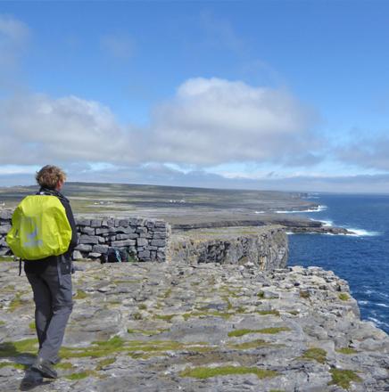 Wanderferien / Wanderreisen in Irland