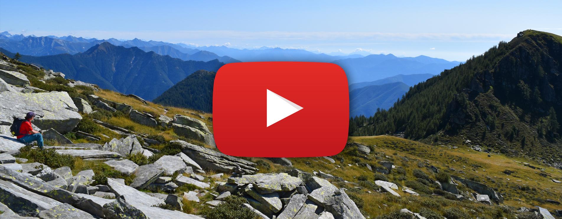 Film / Video Jahresrückblick 2019 auf die Wanderungen von WegWandern.ch