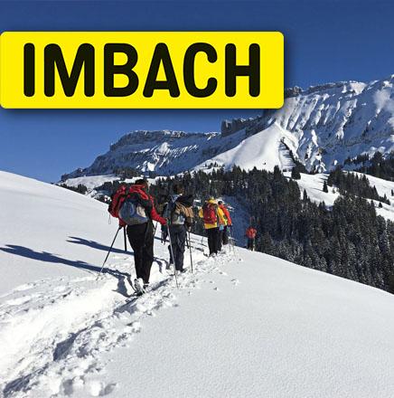 Geführte Schneeschuhtour und Wanderferien / Wanderreise / Winterferien im Kemmeriboden Bad