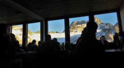 Wanderung in der Region Bergün von Chants im Val Tuors zur Keschütte nach La Resgia im Val Susauna