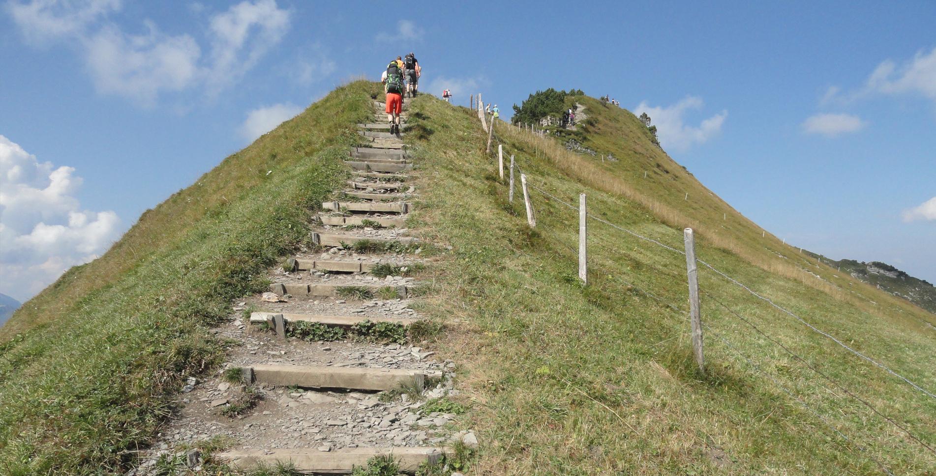 Stoos: Gratwanderung vom Klingenstock zum Fronalpstock