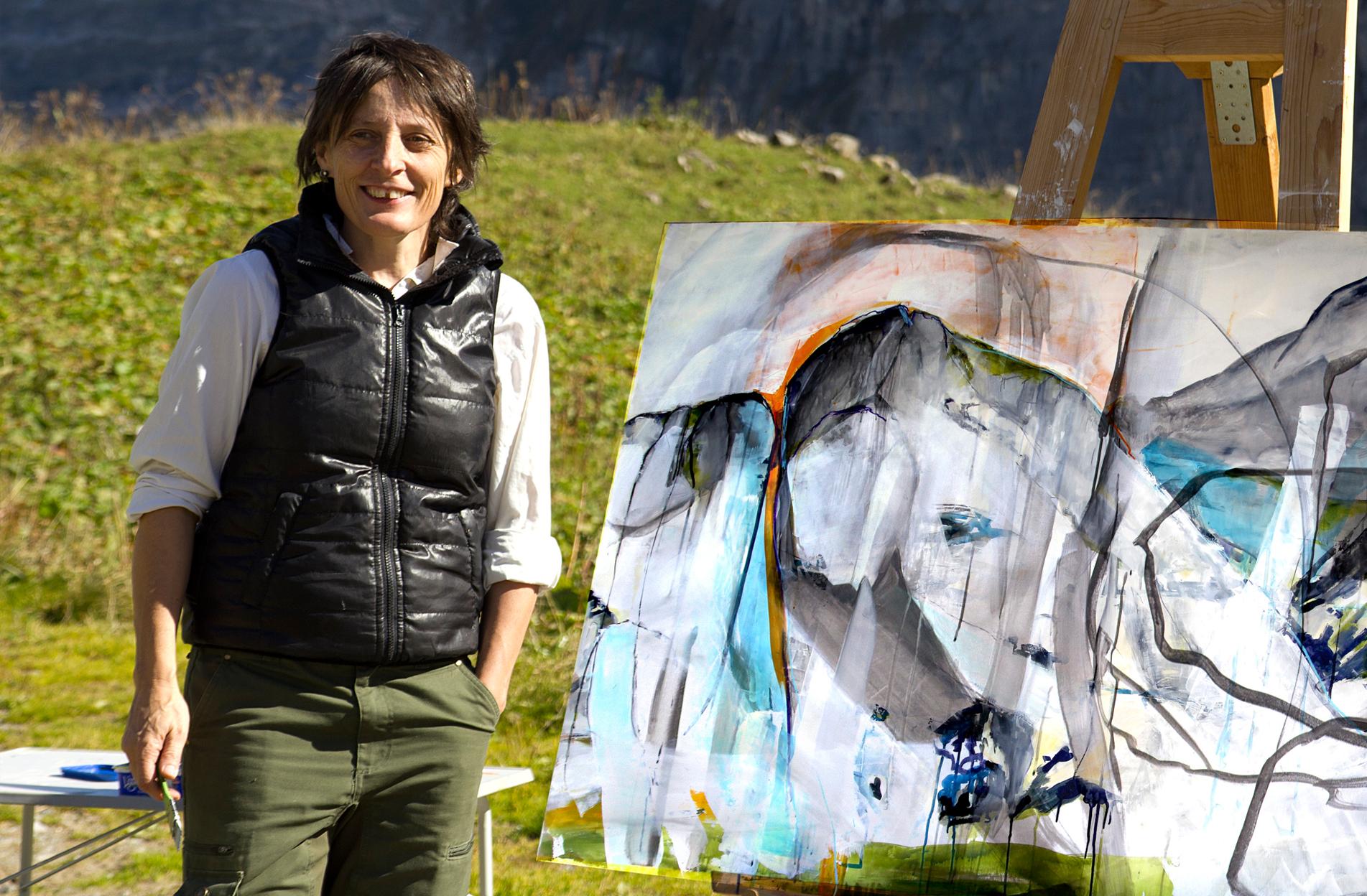 Barbara Gwerder – Künstlerin