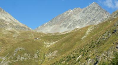 Rundwanderung von Lavin via Aussichtspunkt Plan dal Bügl zur Chamanna dal Linard und zum Lai Glims über Fuorcla da Glims ins Val Sagliains und wieder zurück nach Lavin