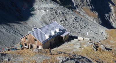 Wanderung von Scuol-Tarasp zur Chamonna Lischana CAS nach Sur En