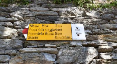 Wanderung von Loco im Onsernonetal / Valle Onsernone nach Colmo und zum idyllischen Künstlerdorf Berzona, welches von nationaler Bedeutung ist und wo einst Max Frisch, Golo Mann und Kurt Tucholsky zeitweise lebten.