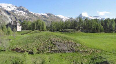 Wanderung von Maloja im Engadin ins Val Forno / Fornotal zum idyllischen Lägh da Bitabergh und Lägh da Cavloc (Cavlocsee) und wieder zurück nach Maloja mit schönen Aussichten und tollen Feuerstellen unterwegs