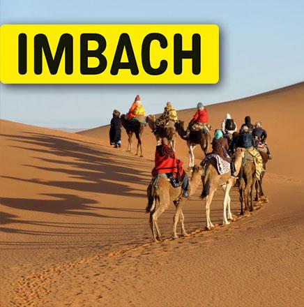 Wandern in Marokko mit Kameltrekking auf einer Wanderreise / Wanderferien