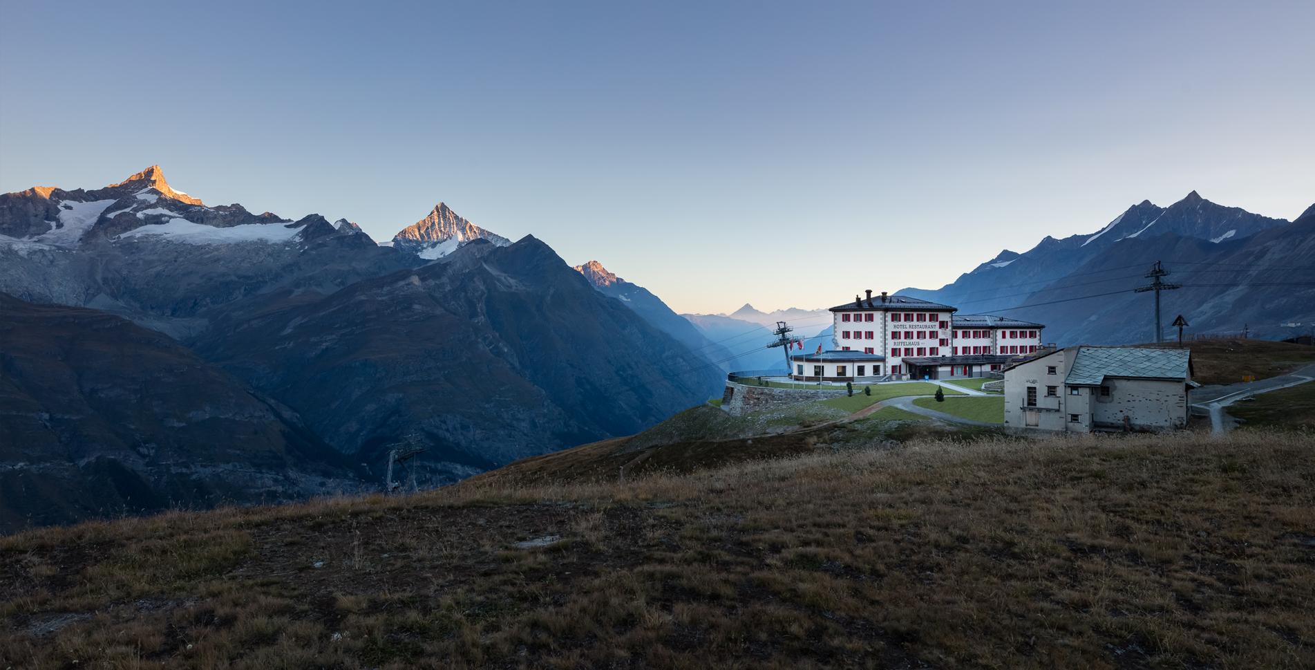 Hotel Riffelhaus 1853, Riffelberg, Zermatt