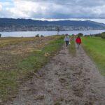 Zürichsee, Meilen – Herrliberg – Erlenbach ZH – Küsnachter Tobel…