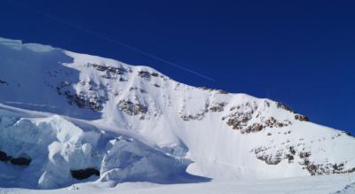 Gletscherwanderung vom Jungfraujoch zur Mönchsjochhütte