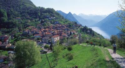 Rundwanderung Monte Brè – Monte Broglia