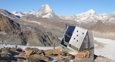 Gletschertour zur Monte-Rosa-Hütte bei Zermatt