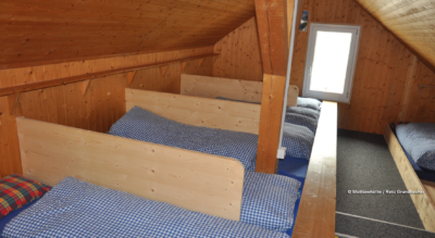 Wanderung über den Kistenpass vom Kalktrittli zur Muttseehütte, Kistenhütte, Bifertenhütte nach Brigels