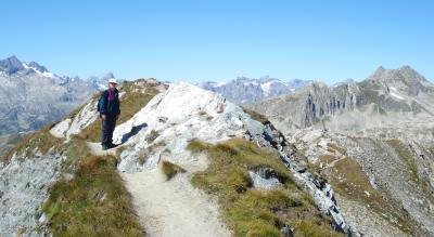 Wanderung: Oberalppass – Pazolastock – Rheinquelle