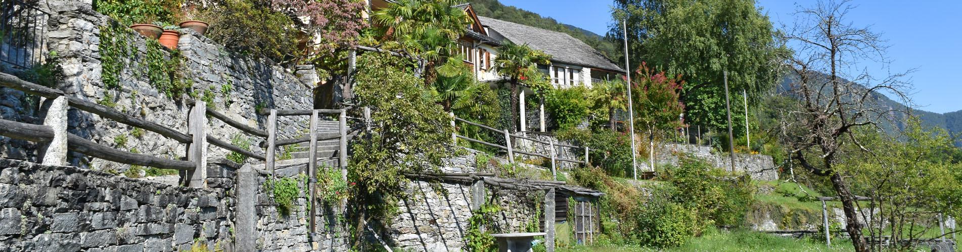 Wanderungen im Onsernonetal, Tessin – Jetzt geht's los auf die schönsten Wanderwege im Valle Onsernone.