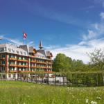 Jugendstil-Hotel Paxmontana, Flüeli-Ranft