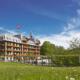 Jugendstil-Hotel Paxmontana, Flüeli-Ranft (Sachseln, Sarnersee)