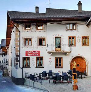 Unterkunft Piz Umbrail in Sta Maria Val Müstair im Münstertal im Schweizerischen Nationalpark