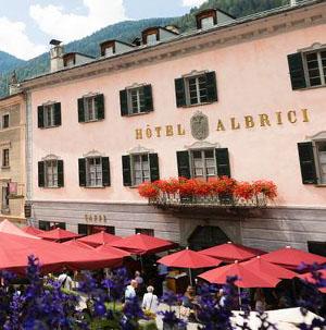 Hotels, Unterkünfte und Gasthäuser im Val Poschiavo, Puschlav