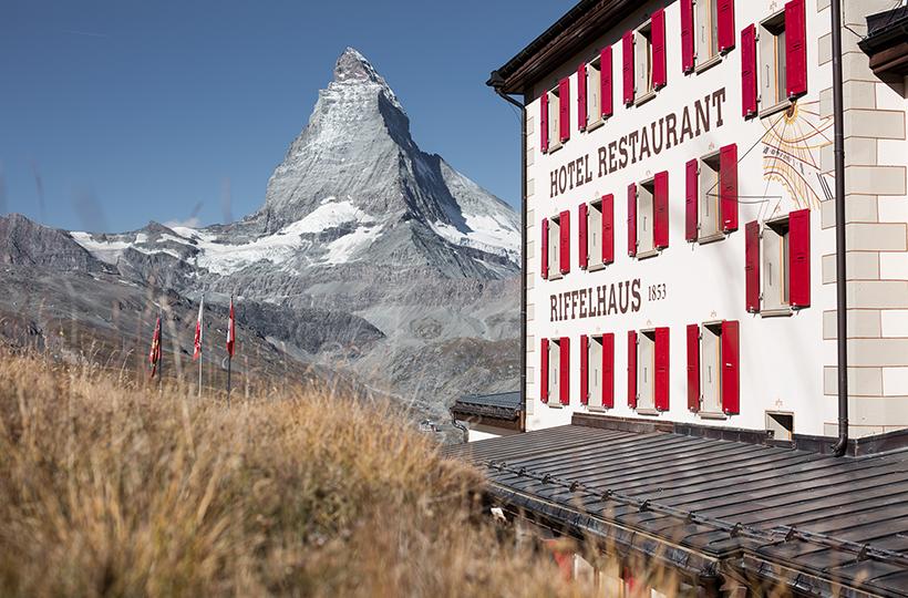Riffelhaus 1853, Zermatt