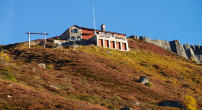 Bergwanderung von Göschenen zur Salbithütte auf dem Salbit-Höhenweg