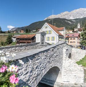 Wanderregion Surses im Engadin: Savognin, Bivio, Albula, Parc Ela