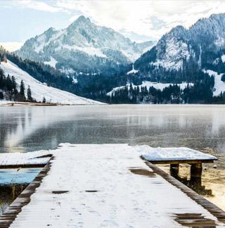 Geführte Schneeschuhtour und Wanderferien / Wanderreise / Winterferien in der Region Schwarzsee, Gurnigel und Gantrisch