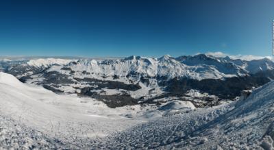 Schneeschuhtour von der Lenzerheide ins Val Sporz auf dem Val Sporz Schneeschuhtrail