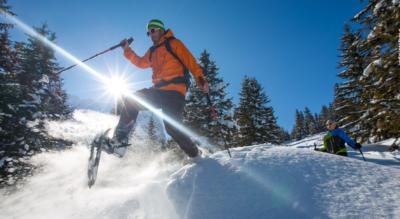 Schneeschuhtour im Rosenlauital und Reichenbachtal zwischen Meiringen und Grindelwald von der Schwarzwaldalp via Alpiglen, Grosse Scheidegg, Alpiglen, Scheidegg Oberläger und wieder zurück zur Schwarzwaldalp