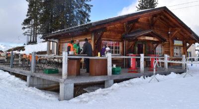 Winterwanderung Grüsch-Danusa auf dem Panoramaweg von der Schwänzelegg Grüsch einmal rundherum