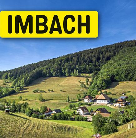 Wandern im Schwarzwald, Deutschland auf einer Wanderreise / Wanderferien