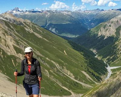 Wanderungen im Schweizerischen Nationalpark