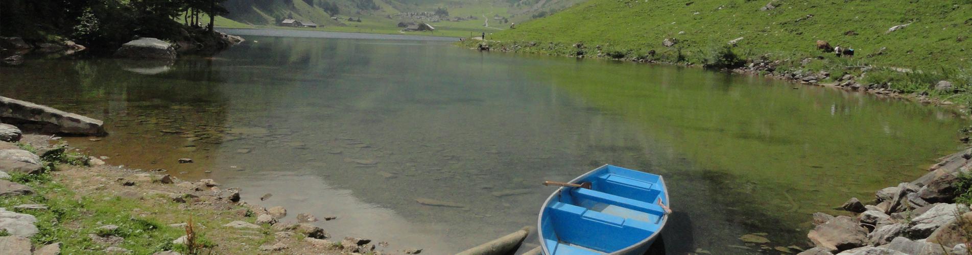 Wanderungen zu den schönsten Bergseen der Schweiz