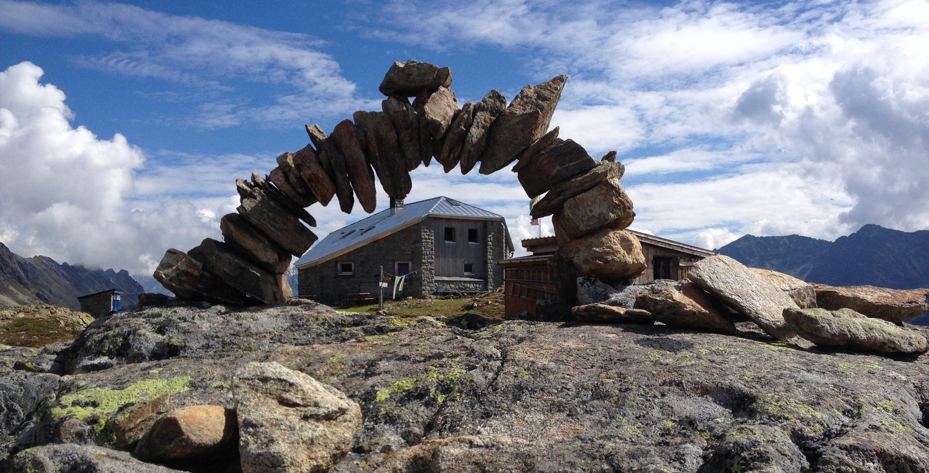 Wanderung zur Sustlihütte und Sewenhütte im Meiental