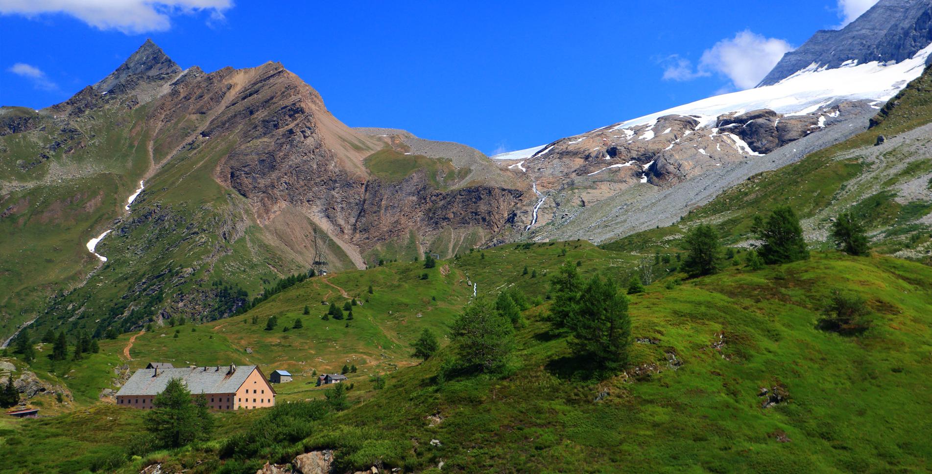 Wanderung auf dem Simplonpass: Stockalperweg Gondoschlucht