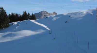 Winterwanderung von Sörenberg Rossweid zur Skihütte Schwarzenegg / Schwarzenegghütte und zurück zur Rossweid