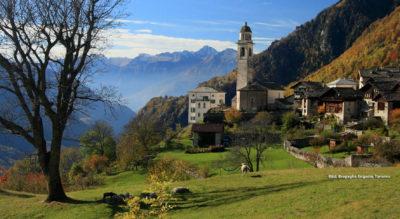 Wanderung: Via Panoramica Val Bregaglia – Casaccia – Chiavenna (IT)