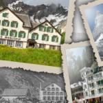 Sommerserie 2018 «Wanderungen zu historischen Berghotels»