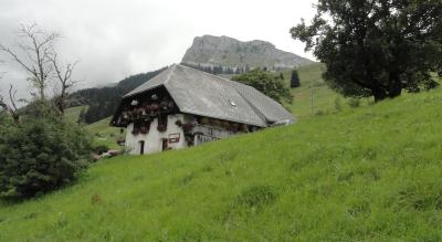 Wanderung von Sörenberg / Rossweid via Salwideli nach Kemmeriboden